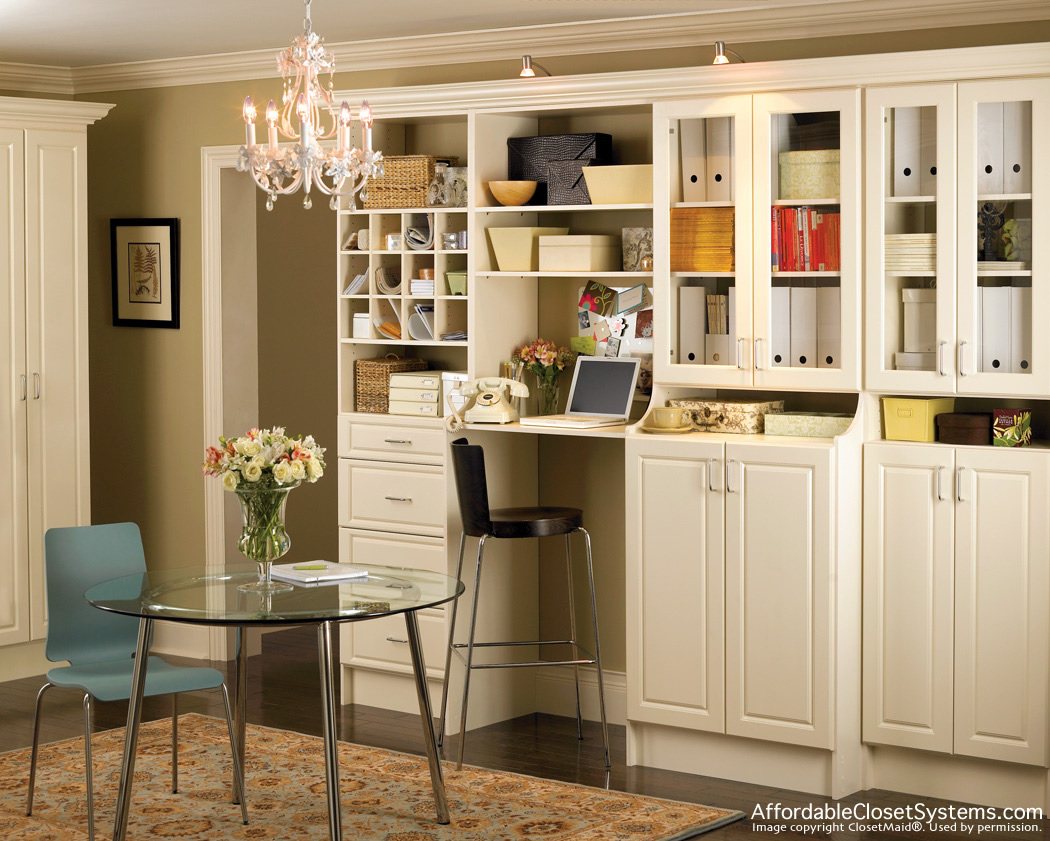 Home Office Solutions By Affordable Closet Systems Inc