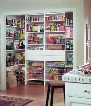 Kitchen Pantry Shelving Melbourne Rolling Wire Pantry